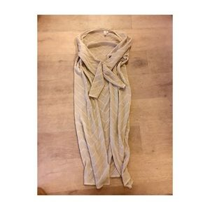 Forever 21 Exclusive Floor Length Cardigan Size S